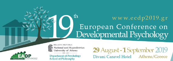 EFPA Event: 19th European Conference on Developmental Psychology - EADP