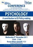 Psychology event poster